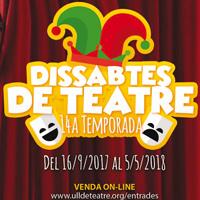 Dissabtes de Teatre - Ulldecona 2017