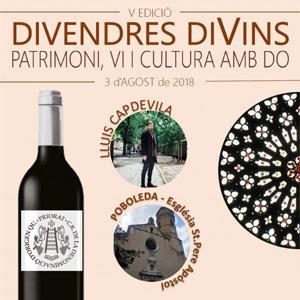 Cicle Divendres DiVins, Povoleda, 2018