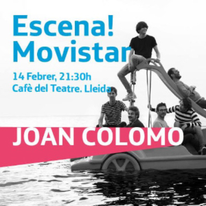 Joan Colomo i Dofí malalt