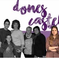 Dones i castells, exposició, art, cultura, patrimoni, Castells, Margeners, 2017, març, Surtdecasa Ponent
