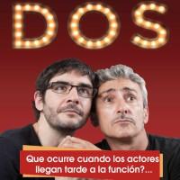 espectacle, teatre, Principal, Lleida, Dos, David Fernández, Juanra Bonet, humor, novembre, 2016, Surtdecasa Ponent