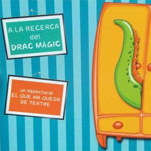 Teatre familiar 'A la recerca del Drac Màgic' a càrrec de la companyia El que ma queda de teatre