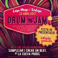 Drum'n'Jam Festival 2017 - Festa de presentació