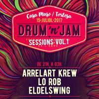 Drum'n'Jam. Sessions Vol. 1 - Tortosa 2017