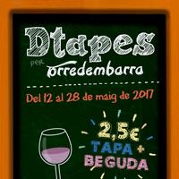 Dtapes per Torredembarra - 2017