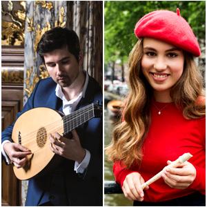 Concert de Lucie Horsch i Thomas Dunford