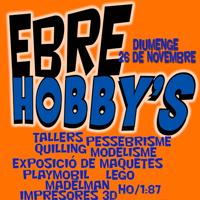 Ebre Hobby's - Tortosa 2017