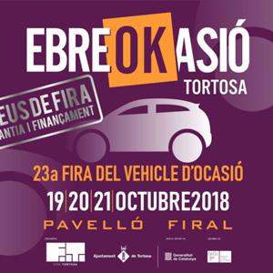 EbreOKasió - Tortosa 2018