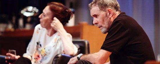 Teatre 'El bon pare' amb Lluís Soler