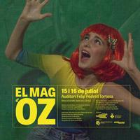 Espectacle 'El Mag d'Oz' - Escola d'Arts Escèniques Cecília Aymí
