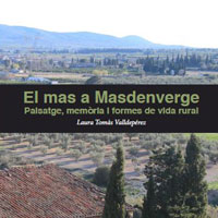 Llibre 'El mas a Masdenverge' - Laura Tomàs Valldepérez