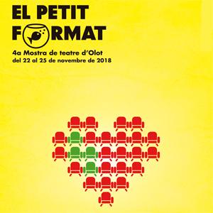 El Petit Format, Mostra Teatre Olot,