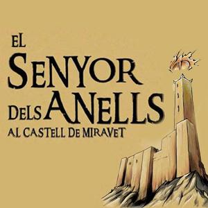 El Senyor dels Anells al Castell de Miravet - 2018