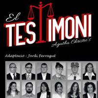 Teatre 'El testimoni' - Teatre Centre d'Arbúcies