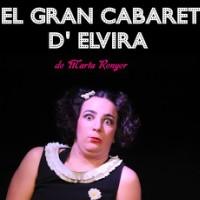 El gran cabaret d'Elvira, teatre, espectacle, La Saleta, Lleida, alternatiu, juliol, 2016, Surtdecasa Ponent