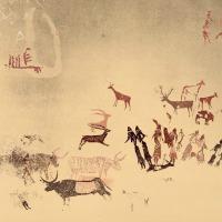 El conjunt d'art rupestre de La Roca dels Moros (el Cogull)