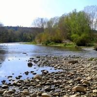 El Fluvià, tres comarques i un riu