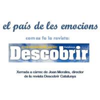 Xerrada 'El país de les emocions: com es fa la revista Descobrir Catalunya'