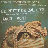 El Petit de Cal Eril + Anur + Mont - Jornades Musicals Ermita Pietat Ulldecona 2016