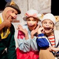 Teatre infantil 'Els tres porquets' - Dreams Teatre