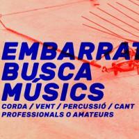 Embarrat, Soundpainting, 2017, abril, Surtdecasa Ponent, Tàrrega, Urgell
