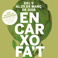 Jornades Gastronòmiques Encarxofa't - Cambrils 2018