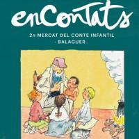 Encontats, fira del conte, Balaguer, Noguera, abril, 2017, Surtdecasa Ponent