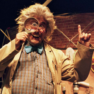 Espectacle de màgia 'L'inventor d'il·lusions' d'Enric Magoo