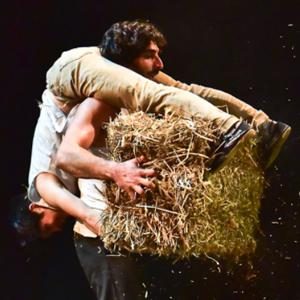 Espectacle 'Envà' - Amer i Àfrica Circ Cia