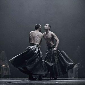 Espectacle de dansa 'Erritu' a càrrec de Kukai Dantza