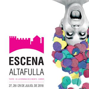 Cicle Teatre, Escena Altafulla, 2018