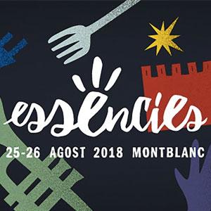 Festival Essències Montblanc, 2018