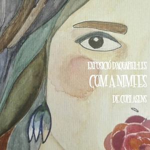 Exposició 'Com a nimfes' de Cori Asens