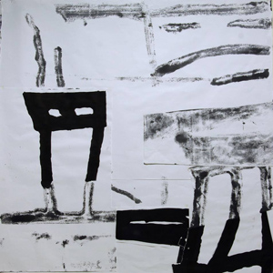 Exposició 'Escenes de l'erm' de Josep Salmeron