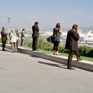 Exposició 'Amb la mar al davant' de Brigitte Bauer