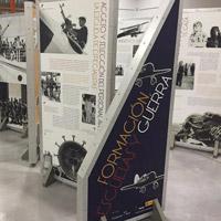Exposició 'Aviadores de la República'