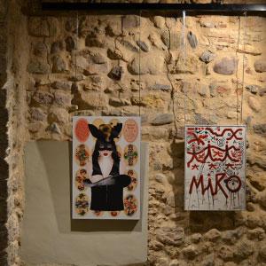 Exposició del II Certament Miró & Art