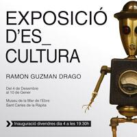 Exposició d'escultura Ramón Guzman Drago
