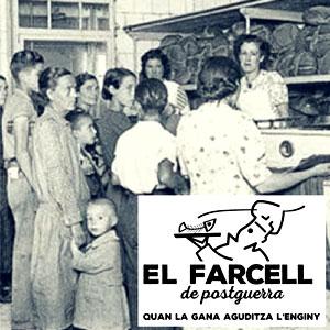 Exposició 'El farcell de la postguerra'