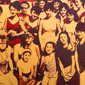 Exposició 'Memoràndum dels oblits' d'Eva Agasa i Roc Blackblock