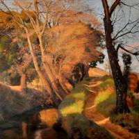 Exposició 'Potau i Campdesuñer, un poble dins del pinzell'
