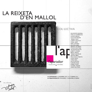 Exposició 'La Reixeta d'en Mallol' a l'Aparador, la Seu d'Urgell