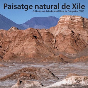 Exposició de fotografia, 'Paisatge natural de Xile'