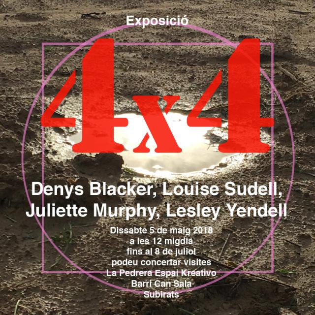 Exposició 4x4