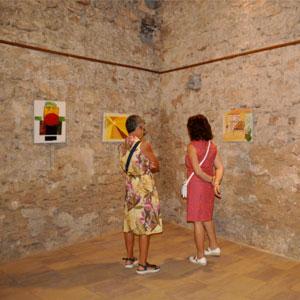 Organització Internacional de Dones sueques, SWEA, Exposició, Pintura, Torredembarra