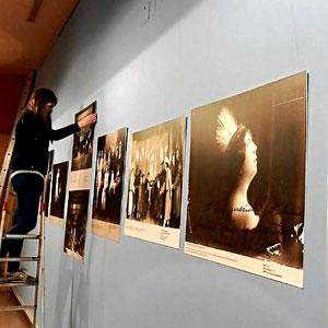 Exposició 'Valls i teatre en femení a mitjans del segle XX'