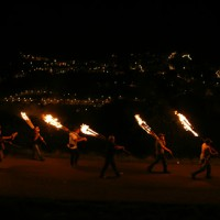 falles, Pirineus, La Pobla de Segur, Lleida, foc, flama, Festa Popular, Patrimoni cultural, UNESCO, Surtdecasa Ponent