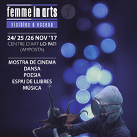 Femme in Arts - Amposta 2017