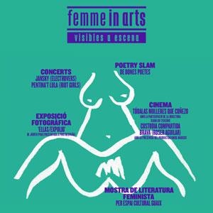 Femme in Arts - Amposta 2018