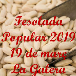Fesolada popular - La Galera 2019